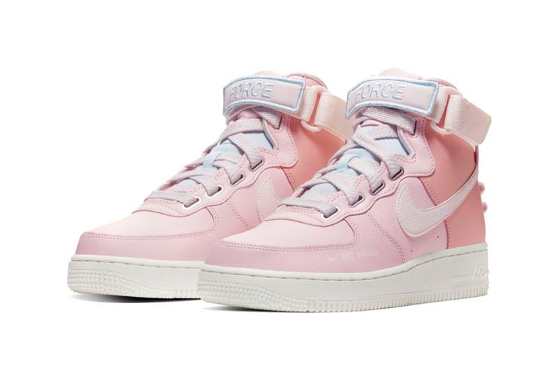 Nike Women's Air Force 1 High Utility Echo Pink