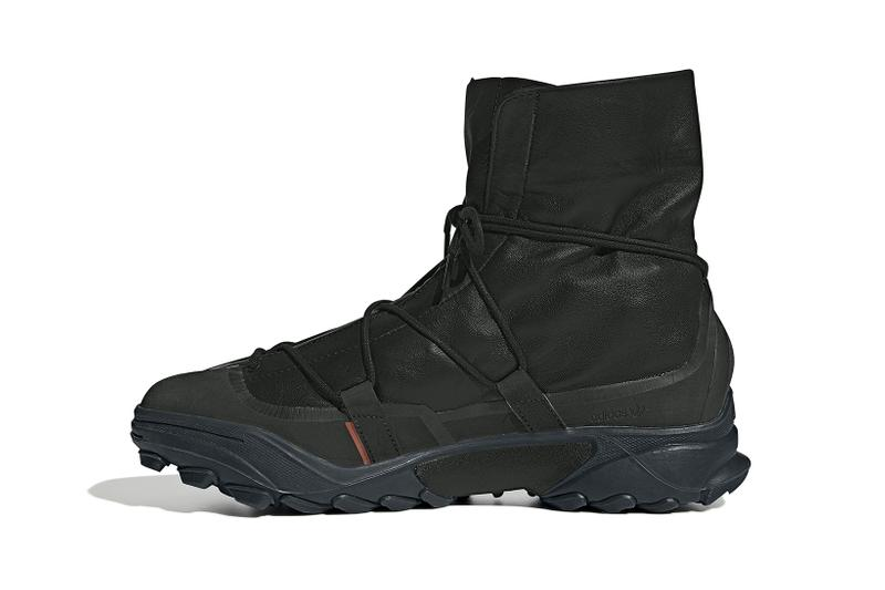 oamc adidas originals type o3 combat boots white black shoes