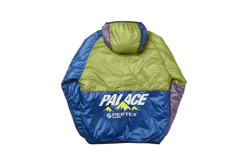 Palace Fall Winter 2019 Collection Jackets