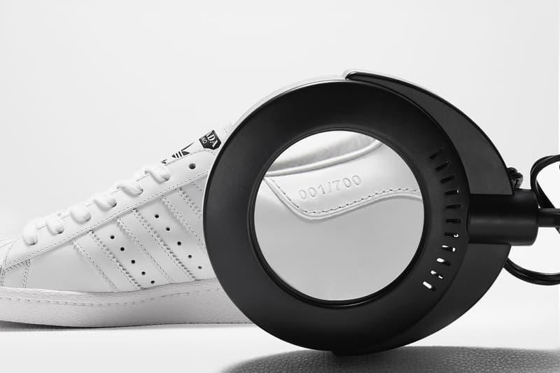 prada adidas originals collaboration superstar sneaker bowling bag white