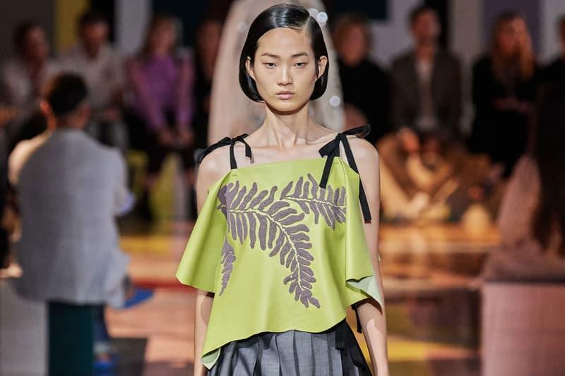 Prada Spring Summer 2020 Show Hyun Ji Shin