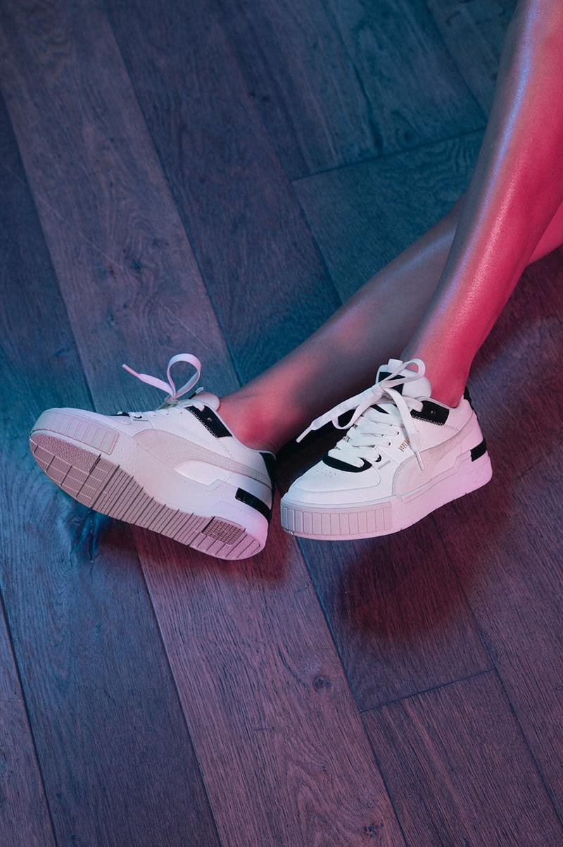 Embrace Cozy Season in PUMA's Latest Cali Sport Sneakers Emma Louise Connolly