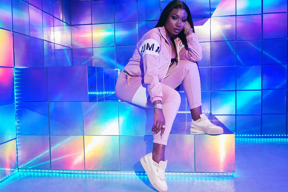 Megan Thee Stallion Just Scored Her First PUMA Campaign