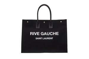 Picture of Saint Laurent's Logo Tote Bag Is Oh-So Chic