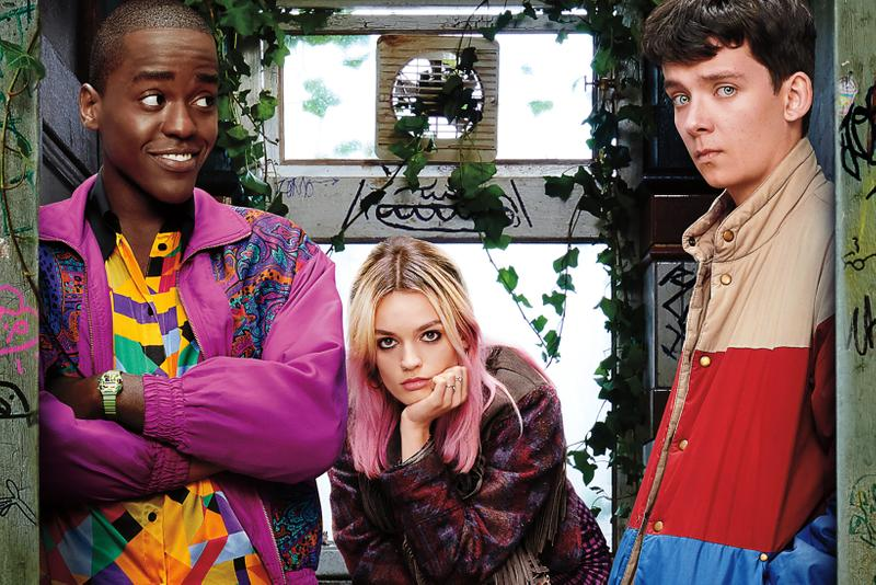 sex education season 2 netflix facts news cast spoilers emma mackey asa butterfield ncuti gatwa maeve wiley otis milburn eric effiong