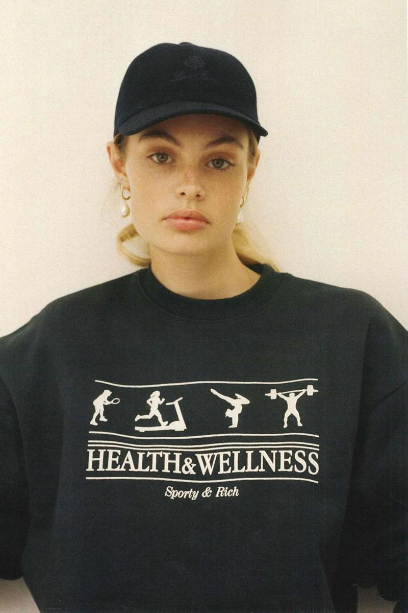 Sporty & Rich Fall/Winter 2019 HEALTH & WELLNESS Release