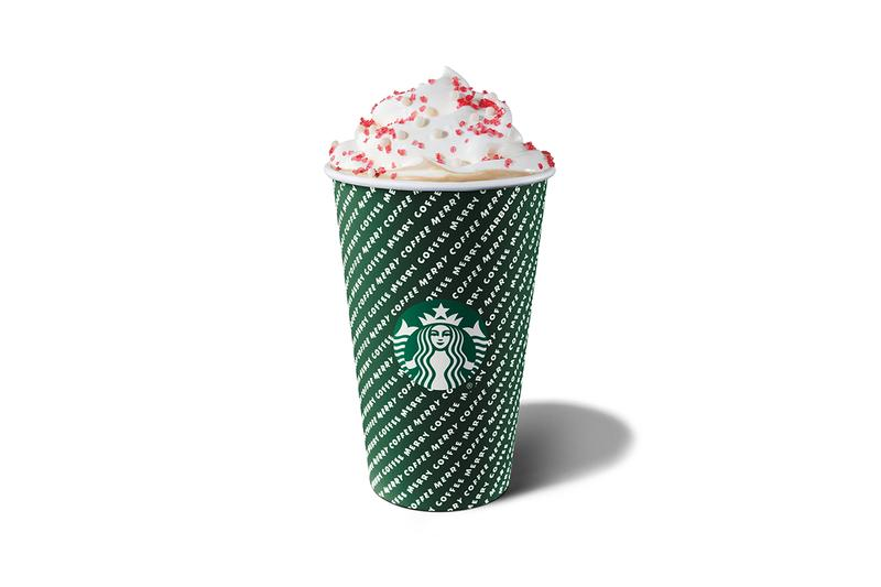 Starbucks Holiday 2019 Drink Menu Toasted White Chocolate Mocha