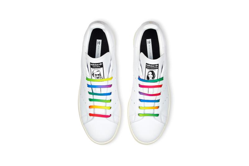 Stella McCartney x adidas Stan Smith Vegan Rainbow