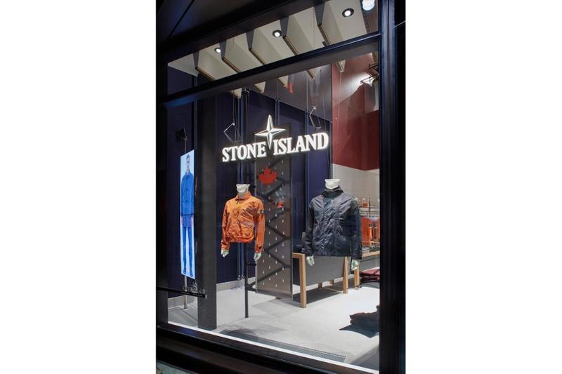 stone island toronto canada store retail