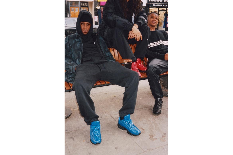 En la cabeza de Así llamado también  Supreme x Nike Air Max 95 Lux Launches This Week | HYPEBAE