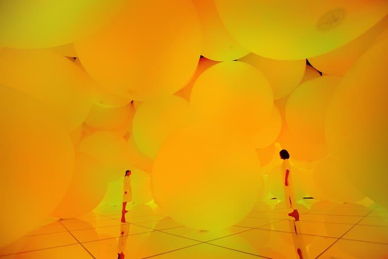 teamlab supernature macao the venetian digital art exhibition installation