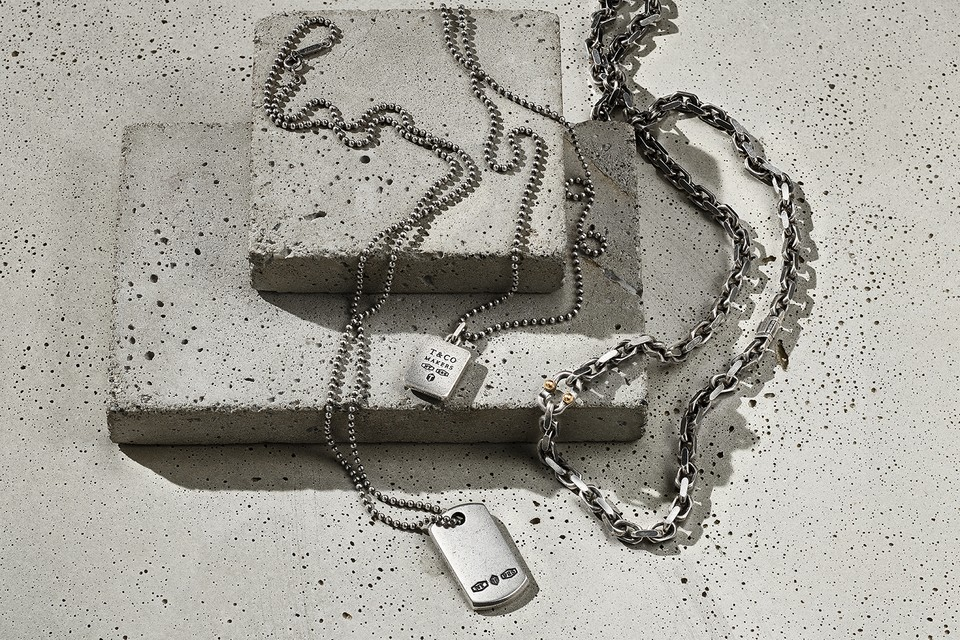 Tiffany & Co. Expands Jewelry Collection With Second Dover Street Market Collaboration