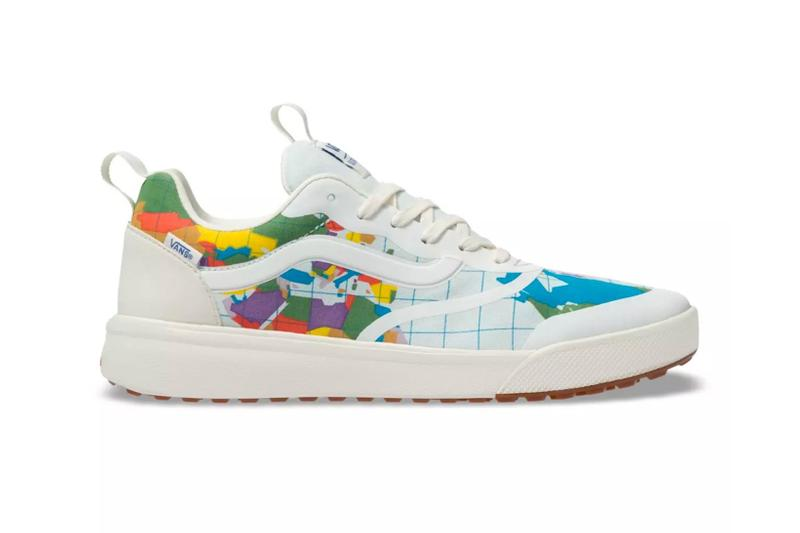 vans save our planet collection ultrarange rapidweld sneakers sustainability shoes footwear white