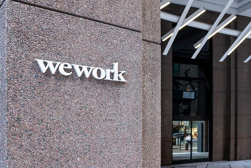WeWork Office Logo