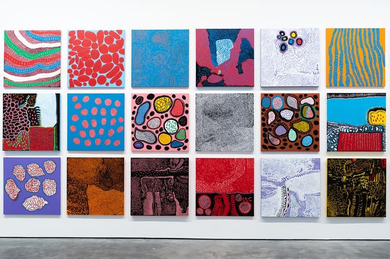Yayoi Kusama EVERY DAY I PRAY FOR LOVE Exhibition Infinity Mirror Room David Zwirner