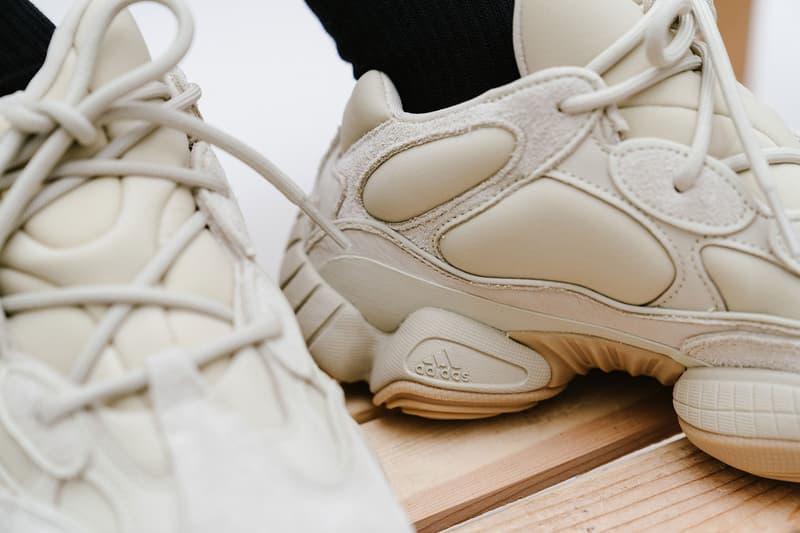 adidas Originals YEEZY 500 Stone Kanye West