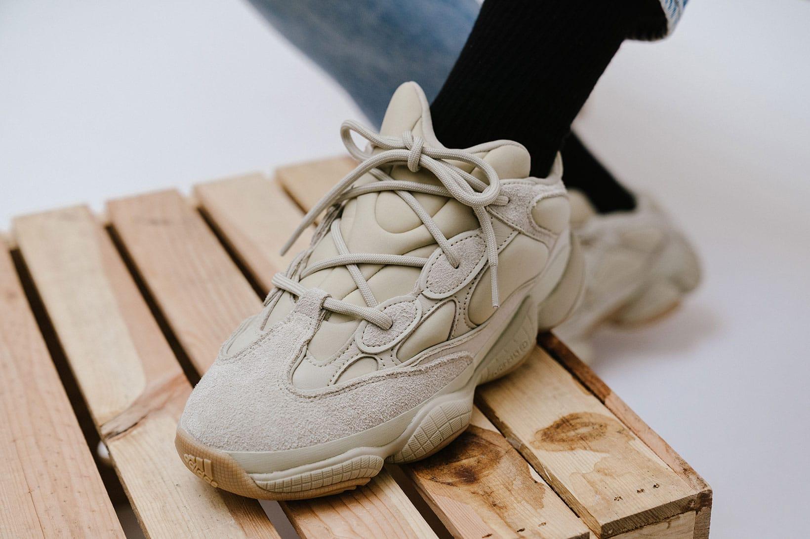 adidas Reveals YEEZY 500 Stone Release