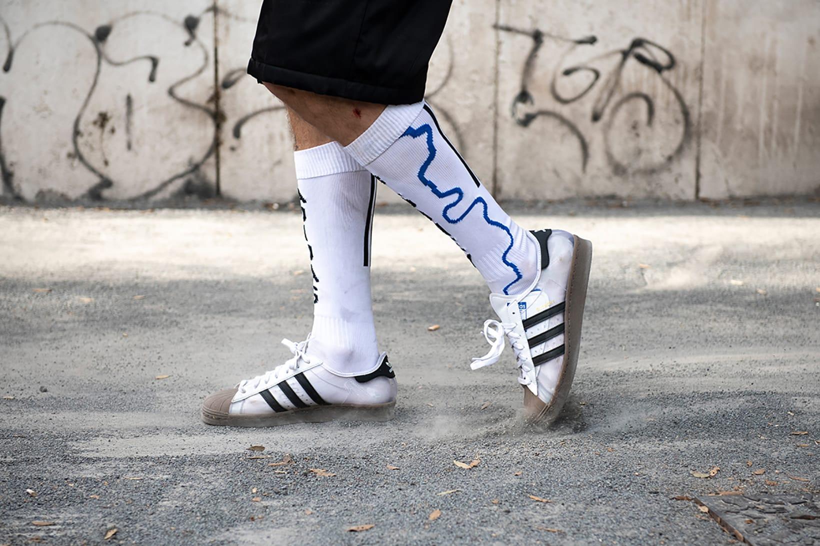 Blondey McCoy x adidas Superstar