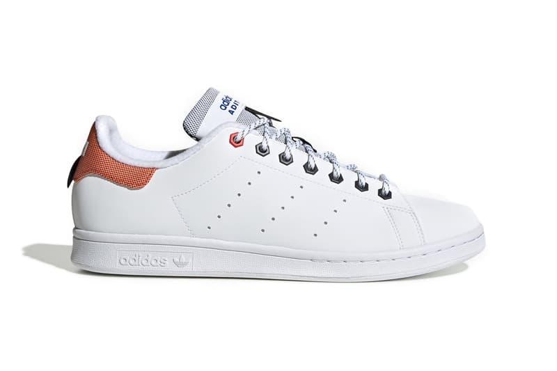 adidas Stan Smith aditech Thermal Technology White