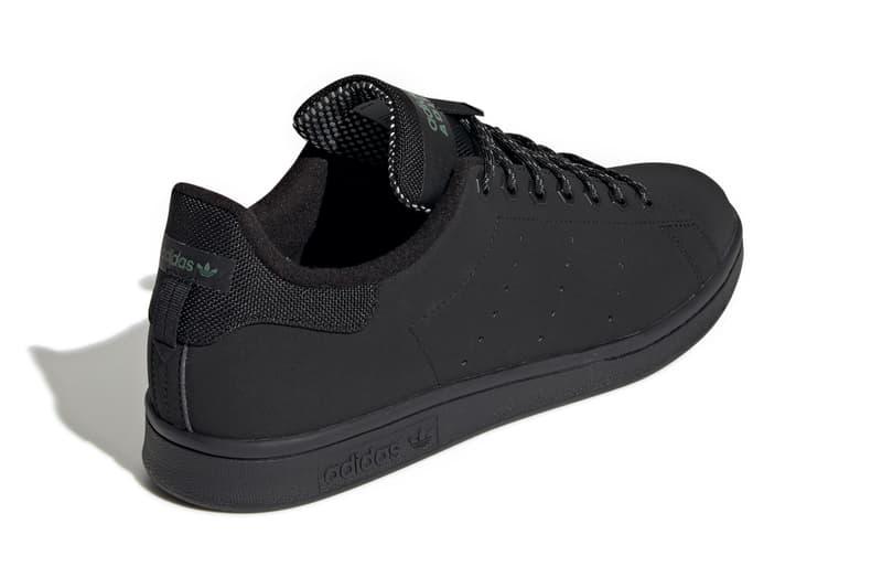 adidas Stan Smith aditech Thermal Technology Triple Black