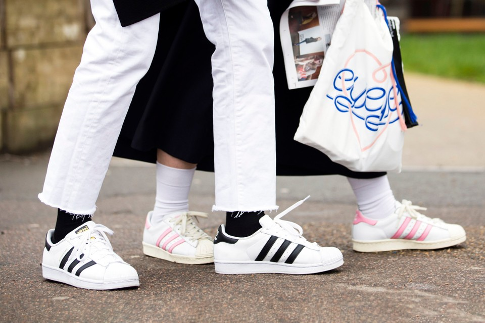The History of the Iconic adidas Superstar Sneaker