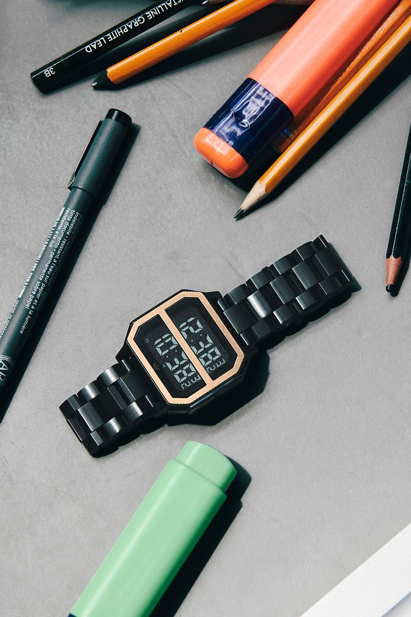 adidas ARCHIVE Watches Fall/Winter 2019 Collection MR2 All Black/Copper