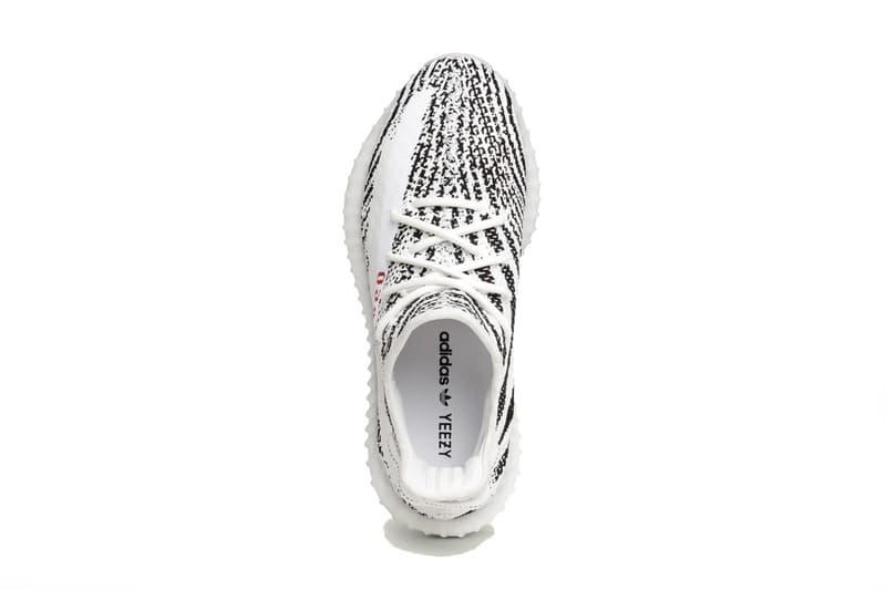 "adidas YEEZY BOOST 350 V2 ""Zebra"" Restock 2019 Kanye West Sneaker Shoe Trainer Drop"