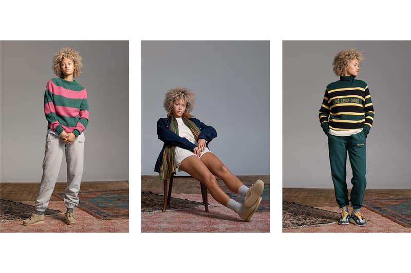Aimé Leon Dore Fall/Winter 2019 Editorial Lookbook