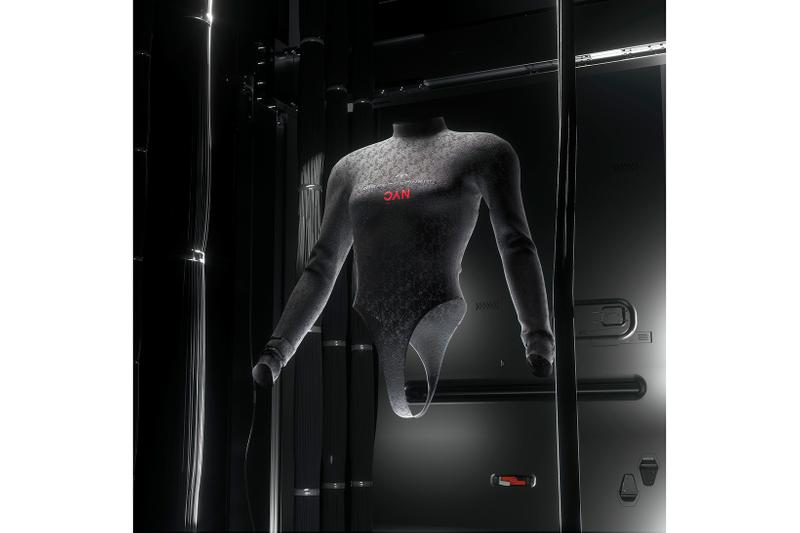 adidas Originals x Alexander Wang Season 6 Collection Campaign Fall/Winter 2019 Bodysuit High Cut