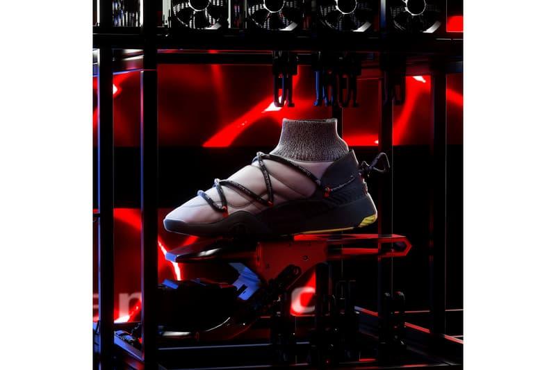 adidas Originals x Alexander Wang Season 6 Collection Campaign Fall/Winter 2019 Sock Sneakers