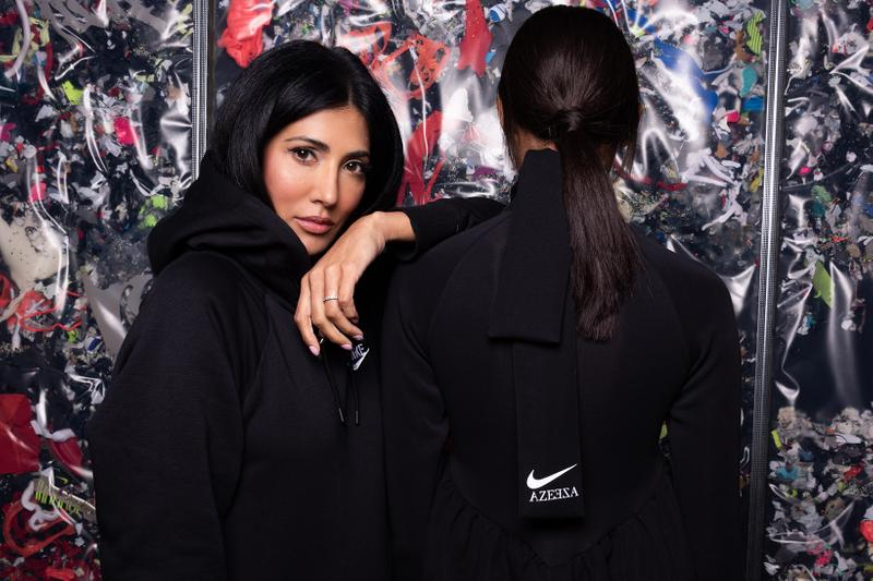 Azeeza x Nike Air Force 1 Swarovski Bead Collection Lookbook