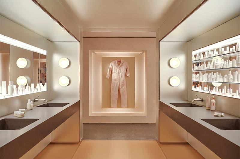 Glossier Flagship New York City Showroom