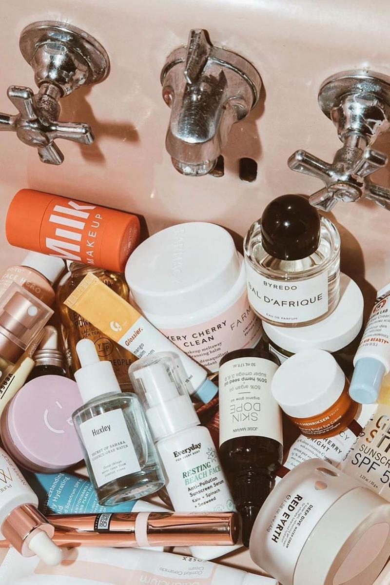 Beauty Products Milk Makeup Byredo Glossier