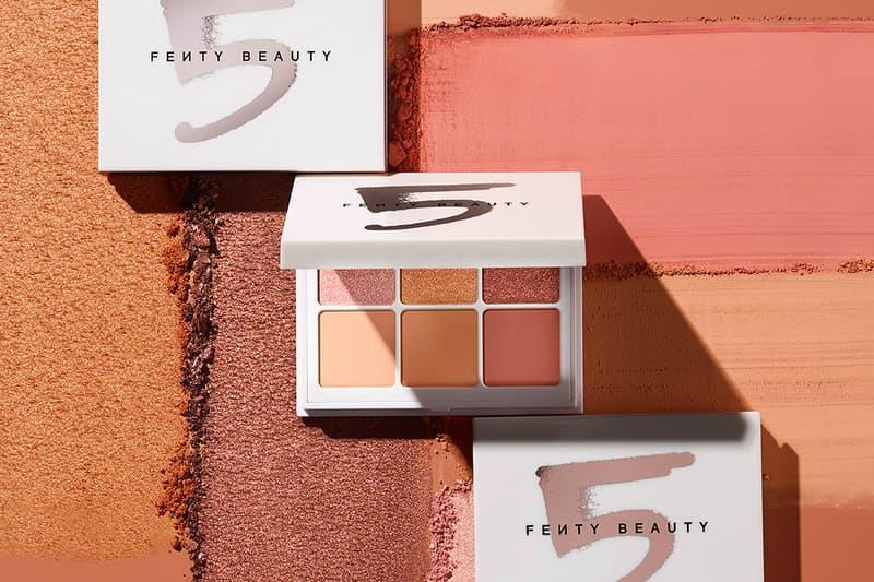 Fenty Beauty Rihanna Snap Shadows Eyeshadow Palette Makeup Cosemtics Product Shades