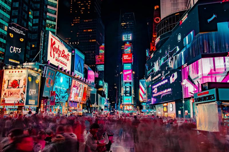 best new york city years eve rooftop hotel bars restaurants parties times square ball drop