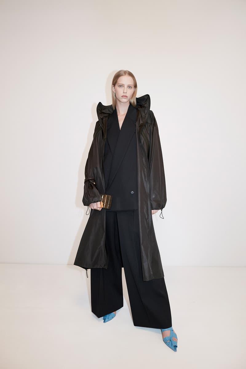 Bottega Veneta Pre-Fall 2020 Collection Lookbook Suit Black
