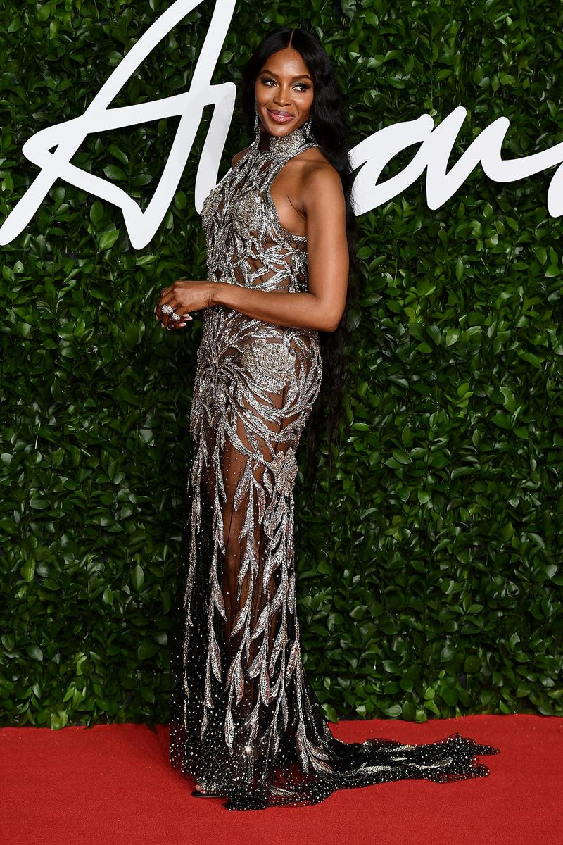 british fashion awards best celebrity red carpet looks rihanna adut akech