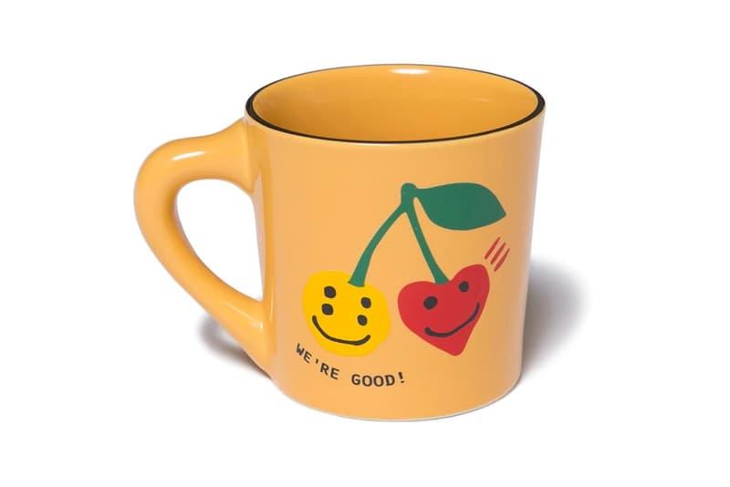 Cactus Plant Flea Market x HUMAN MADE Holiday Collection We're Good! Mug