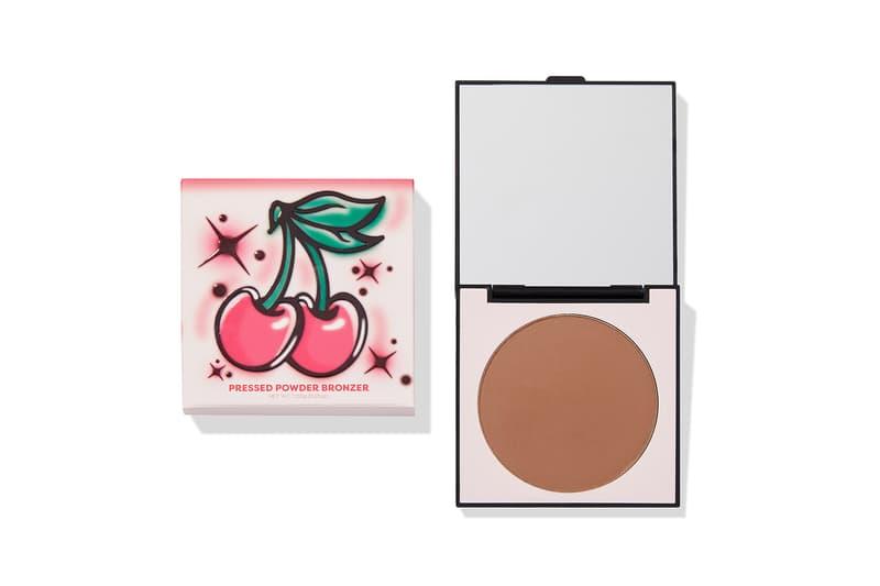 colourpop becky g hola chola collaboration eyeshadows lipsticks lip gloss eyeliner bronzer makeup beauty