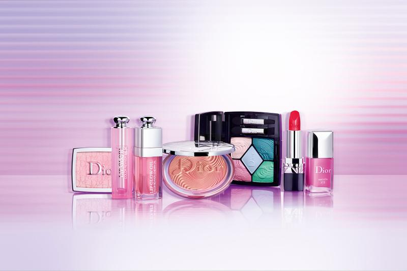 "Dior Beauty ""Glow Vibes"" Spring Summer 2020 Makeup Collection"