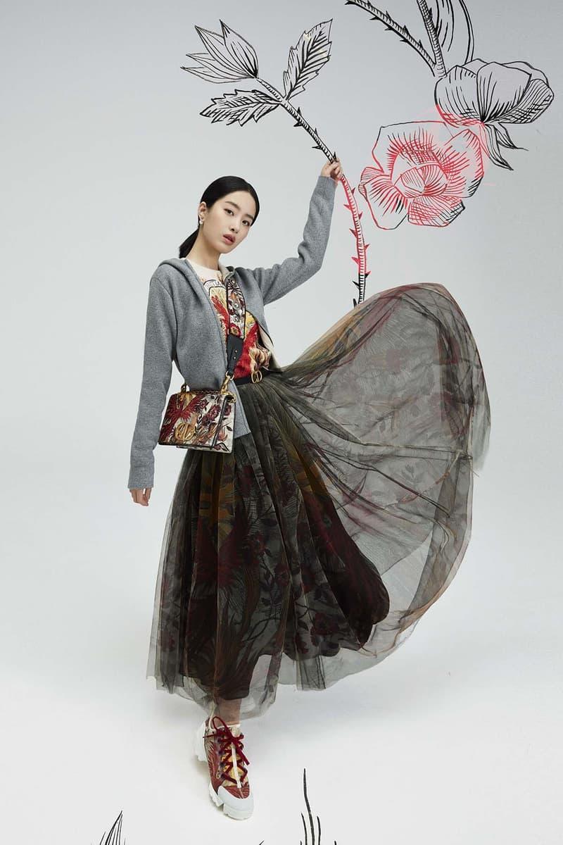 Dior Lunar New Year 2020 Collection Montaigne Bag Phoenix