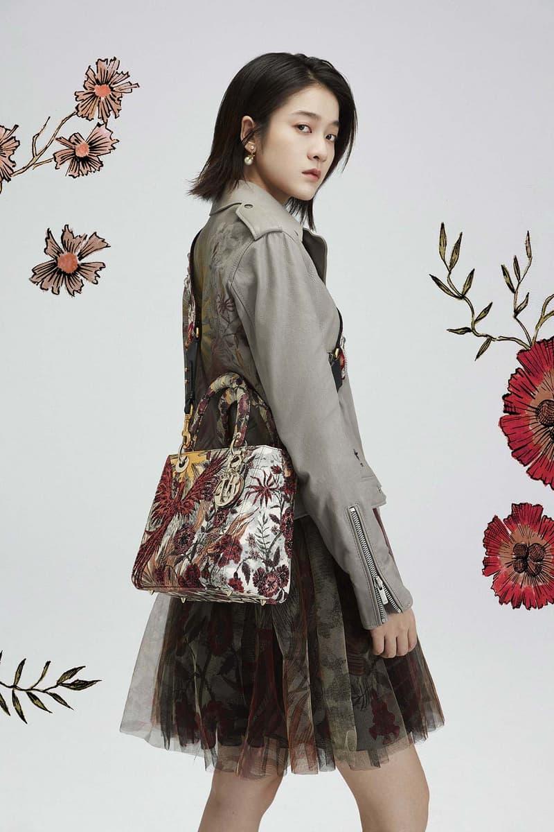 Dior Lunar New Year 2020 Collection Lady Dior Bag Phoenix