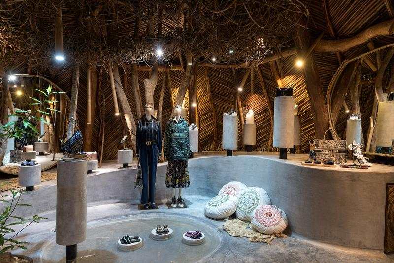 Dior Tulum Mexico Pop-Up Store