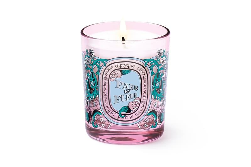 diptyque Paris En Rose Candle