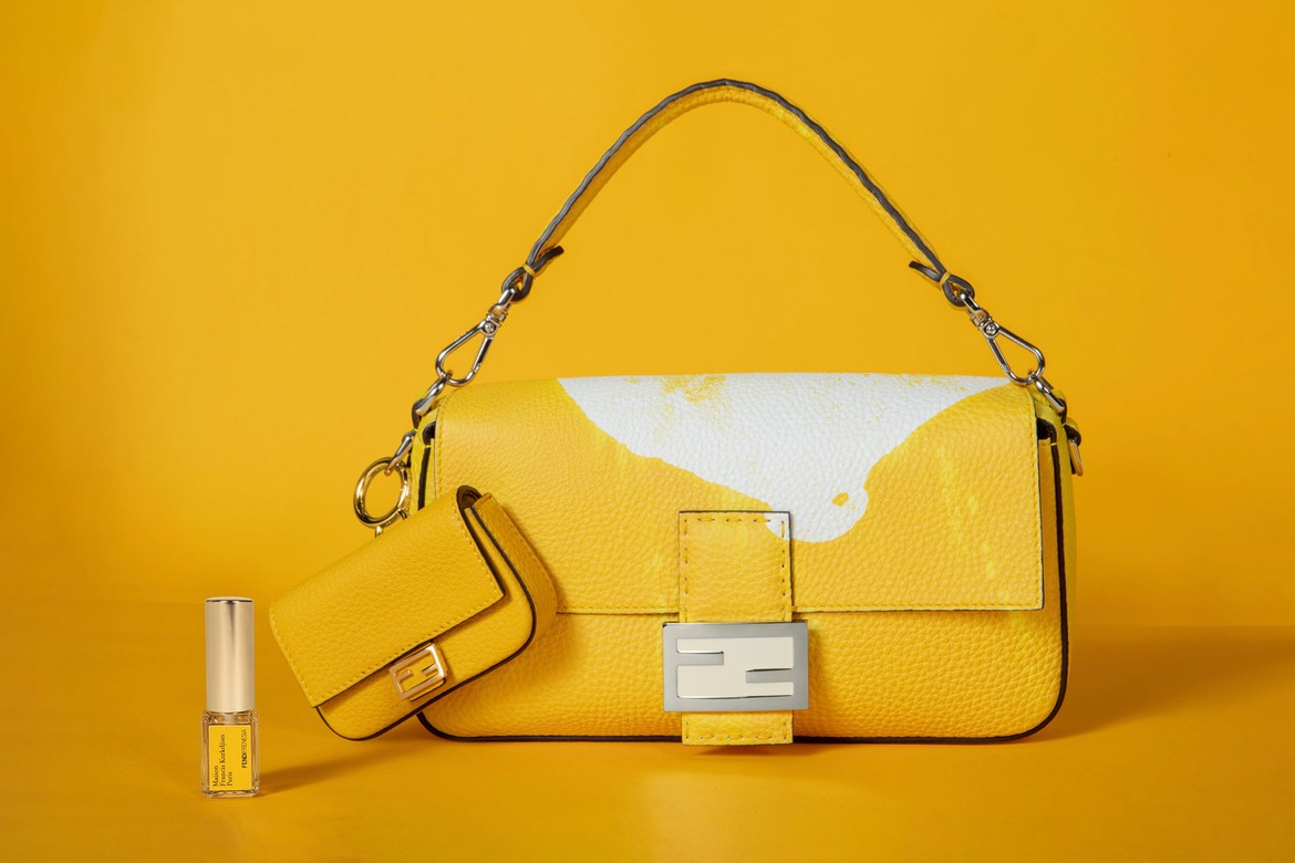 Image result for fendi's new scented bags