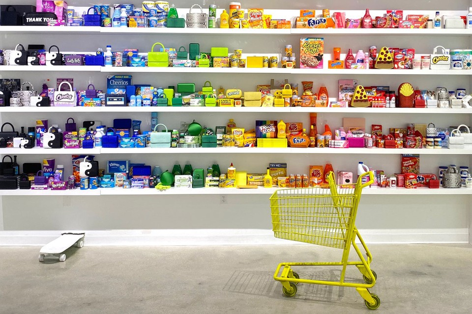 Gelareh Mizrahi Launches a Vibrant Shoppable Bodega for Art Basel Miami