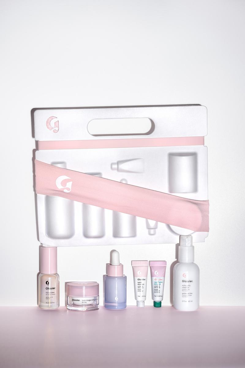 Glossier The Skincare Edit Products