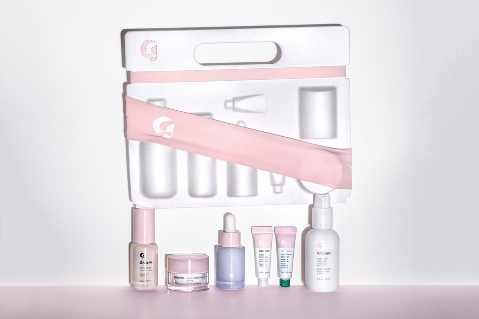 Glossier Bundles All-Time Favorites with Limited-Edition Skincare Edit