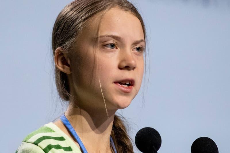 Greta Thunberg 2019 Climate Summit