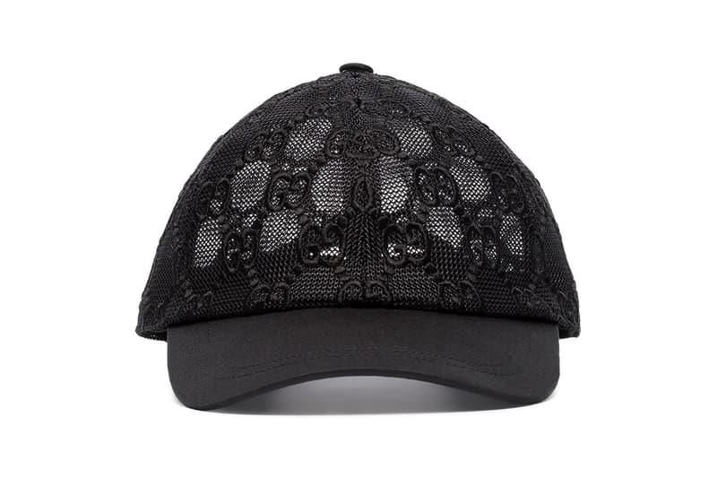 Gucci Logo GG Lace Cap